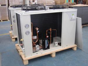 Venttk Scroll Copeland Air Cooled Water Chiller pictures & photos