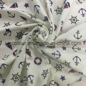 80%Nylon 20% Spandex Shinny Fabric for Swimwear pictures & photos