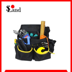 Sowland Nylon Fabric Electricians Tool Belt Waist Bag pictures & photos