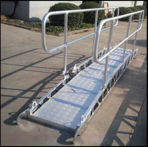 Aluminum Alloy Marine Gangway Ladder pictures & photos
