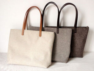 New Women Promotional Jute or Juco Tote Handbag (BDX-161021) pictures & photos