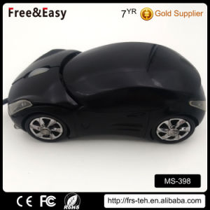 Desktop Mouse Optical USB Wired Gift Car Mouse pictures & photos