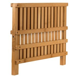 Wooden Dish Rack Plate Rack Collapsible Compact Dish Drying Rack Bamboo Dish Drainer pictures & photos