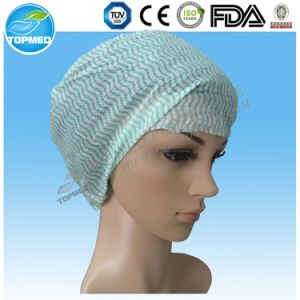Non-Woven SMS Surgical Caps, Surgeon Caps, Disposable Caps pictures & photos