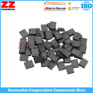 Tungsten Carbide Brazed Inserts Carbide Brazed Tips pictures & photos