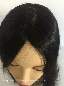 22′′ Mongolian Virgin Hair Silk Top Jewish Wig for Women pictures & photos
