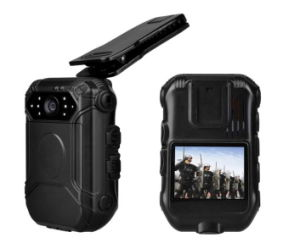 Portable Ambarella 1080P DVR Recorder with 2 Inch Screen Police Body Camera pictures & photos