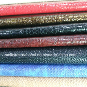 PU Synthetic Leather for Shoes&Reasonable Price pictures & photos