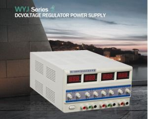 Wyj Regulated D. C. Power Supply Voltage Stabilizer Power Equirpment