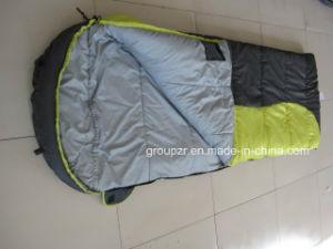 Doubal Layer Camping Envelop Sleeping Bag pictures & photos