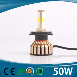Hot Selling IP68 6000k 12V 24V 36W 4000lm High Low Beam High Power Auto Car H4 LED Headlight pictures & photos