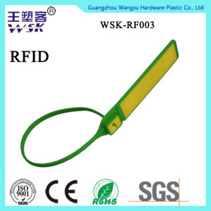 Top Sale Shipping Used Chip Inserted Secure RFID Plastic Wire Seal