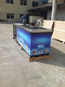 Ice Popsicle Making Machine with Us Copeland Compressor pictures & photos