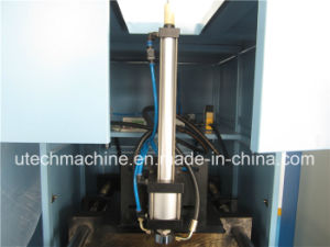 Semi-Automatic 5 Gallon Stretch Blow Moulding Machine pictures & photos