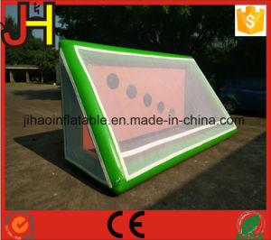 Custom Football Goal Inflatable Game, Mini Inflatable Soccer Goal pictures & photos