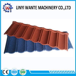 1340*420mm Stone Coated Metal Bond Roof Tile pictures & photos
