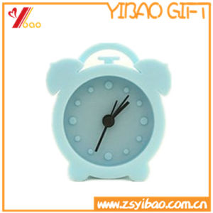 Customizable Fashion Silicone Clock for Sale pictures & photos