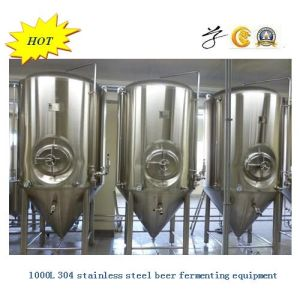2000L 304 Stainless Steel Beer Fermenting Equipment pictures & photos