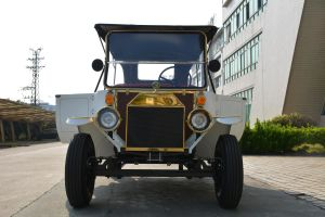 Origianl Manufacturer 4 Passenger Electric Vintage Buggy Car pictures & photos