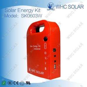 Solar Home System with Mobile Charge for House pictures & photos