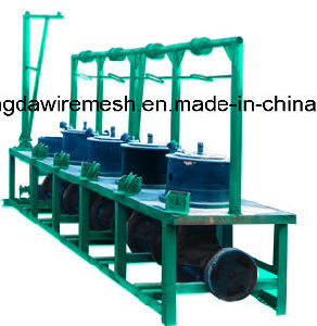 China Factory Low Carbon Steel Wire Continuous Drawing Machine (XM3-28) pictures & photos