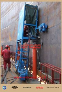 Hydraulic Jacking Device/Automatic Top-to-Bottom Tank Hydraulic Jack pictures & photos