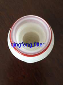 Food Beverage Filtration 0.22um Pes Pleated Filter Cartridge pictures & photos