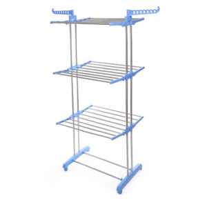 Ss Fast Moving Stainless Steel Clothes Drying Rack Rx-Cr300wms pictures & photos