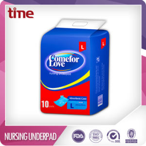 Super Absorbent Adult Diapers with Customer′s Brand Name pictures & photos