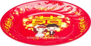 Wedding Tea Tray /Fruit Tray/Tea Plate pictures & photos