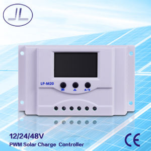 Lp-M20 PWM Intelligent Solar Charge Controller pictures & photos