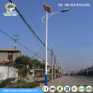 3-12m Street Light Pole 30W -120W LED Lamp with Solar Panel pictures & photos