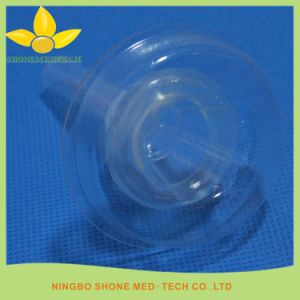 Self Adhesive All Silicone Male External Condom Drainage Catheter pictures & photos