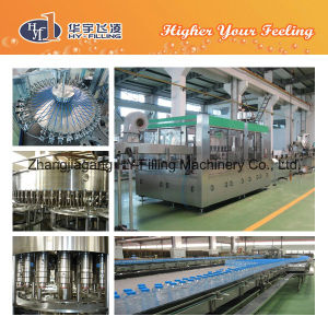 Mineral Water Pet Bottle Filling Machinery pictures & photos