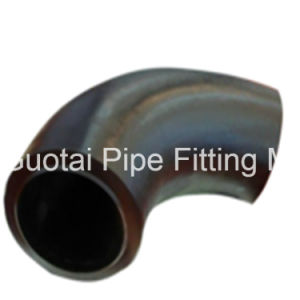 Pipe Fittings Carbon Steel Forged Weld Elbows pictures & photos