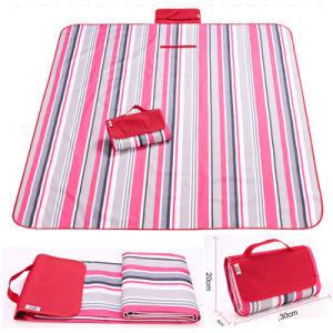Foldable Custom Pocket Waterproof Picnic Blanket Wholesale pictures & photos