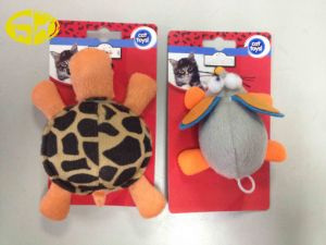 Vibrative Mouse and Tortoise Cat Toys pictures & photos