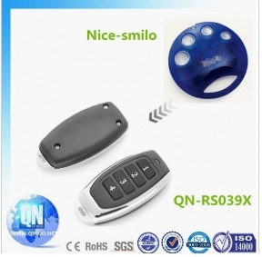 Qn-RS039X Rolling Code Remote for Original Remote Nice pictures & photos