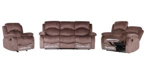 Promotional Recliner Sofa Set pictures & photos