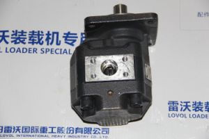 Hydraulic Gear Pump for Foton Lovol Loader pictures & photos