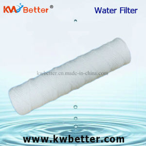 "Water Filter Cartridge with Cotton String Wound 10"" 20"" 30"" pictures & photos"