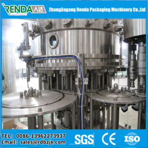Hot Sale Fully Automatic 3 in 1 Pet Bottle Fresh Juice Bottling Machine pictures & photos