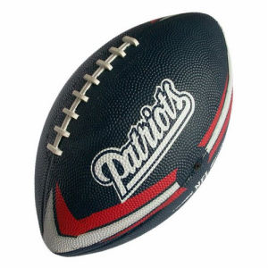 6# Rubber Sports Amenica Football pictures & photos