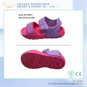 Cute EVA Child Sandals, Falt Fashion Kids Sandals pictures & photos
