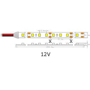 SMD 1210 Super Bright Flexible Strip 78 LEDs/M LED Strip pictures & photos