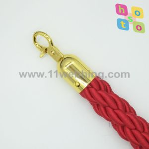 Twisted Ropes for Queue Line Stanchion pictures & photos