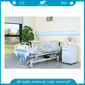 AG-By104 with Manual and Electric Hospital Use Patient Bed (AG-BY104) pictures & photos