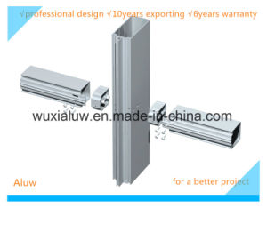 Visible Curtain Wall pictures & photos