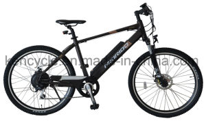 "26"" Mountain Style Electric Bicycle Conversion Kits for Europe Market/Latest Design Mountain E Bike/Electric Bike (SY-E2615) pictures & photos"