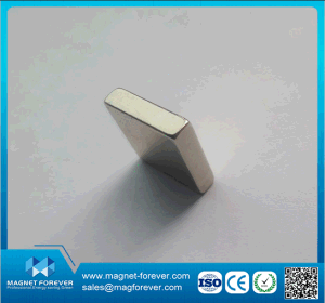 N50 Customized Size Block Neodymium NdFeB Magnets for Speaker pictures & photos